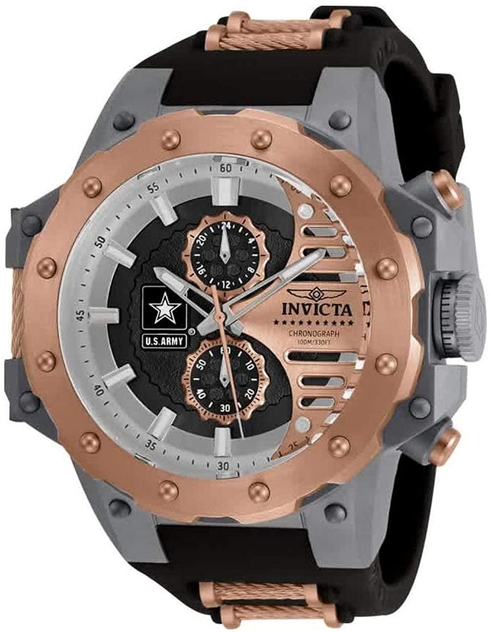 無料ラッピングでプレゼントや贈り物にも 超特価SALE開催 逆輸入並行輸入送料込 腕時計 インヴィクタ インビクタ メンズ 送料無料 Invicta 定価 U.S. 32985腕時計 Army Men's Watch Quartz
