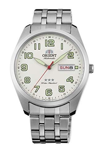 【内祝い】 腕時計 オリエント メンズ 【送料無料】Orient Unisex Adult Analogue Automatic Watch with Stainless Steel Strap RA-AB0025S19B腕時計 オリエント メンズ, ガーデニングならフォーシーズンズ cb09d683