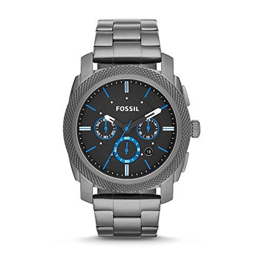 フォッシル 腕時計 メンズ FS4931 【送料無料】Fossil Men's Machine Quartz Stainless Steel Chronograph Watch, Color: Grey (Model: FS4931)フォッシル 腕時計 メンズ FS4931