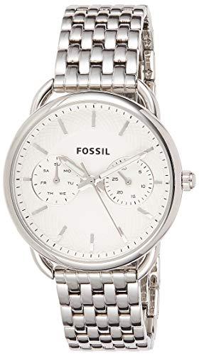 フォッシル 腕時計 レディース ES3712 【送料無料】Fossil Women's Tailor Quartz Multifunction Stainless Steel Casual Watch, Silver (model: ES3712)フォッシル 腕時計 レディース ES3712