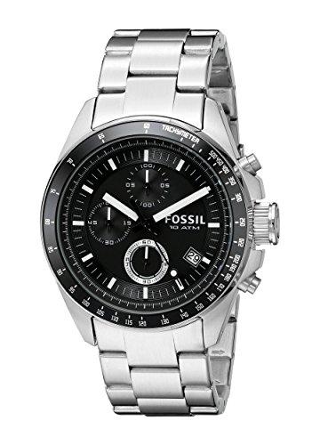 フォッシル 腕時計 メンズ CH2600 Fossil Men's CH2600 Decker Black Stainless Steel Chronograph Watchフォッシル 腕時計 メンズ CH2600
