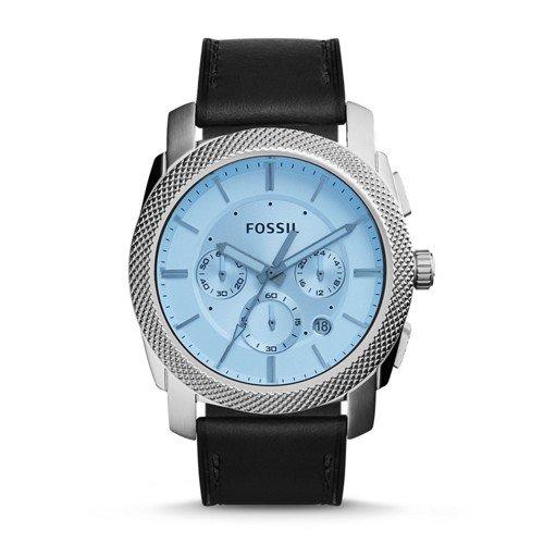 フォッシル 腕時計 メンズ FS5160 Fossil Men's FS5160 Machine Chronograph Watch with Black Leather Strapフォッシル 腕時計 メンズ FS5160