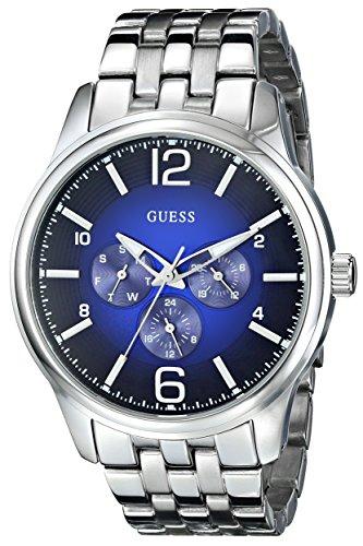 ゲス GUESS 腕時計 メンズ U0252G2 GUESS Men's U0252G2 On Time Stainless Steel Watchゲス GUESS 腕時計 メンズ U0252G2