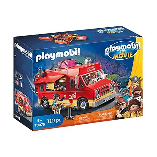 無料ラッピングでプレゼントや贈り物にも 新着セール 逆輸入並行輸入送料込 プレイモービル ブロック 組み立て 知育玩具 ドイツ The Del's Movie Food 100%品質保証! PLAYMOBIL Truckプレイモービル 送料無料