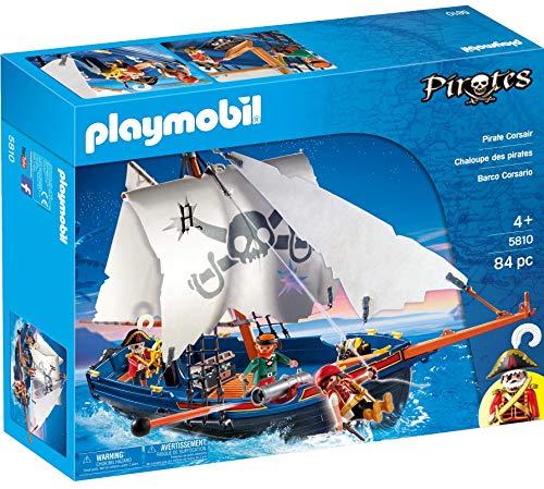 海外並行輸入正規品 無料ラッピングでプレゼントや贈り物にも 返品不可 逆輸入並行輸入送料込 プレイモービル ブロック 組み立て 知育玩具 ドイツ Playmobil 送料無料 Pirate Corsairプレイモービル