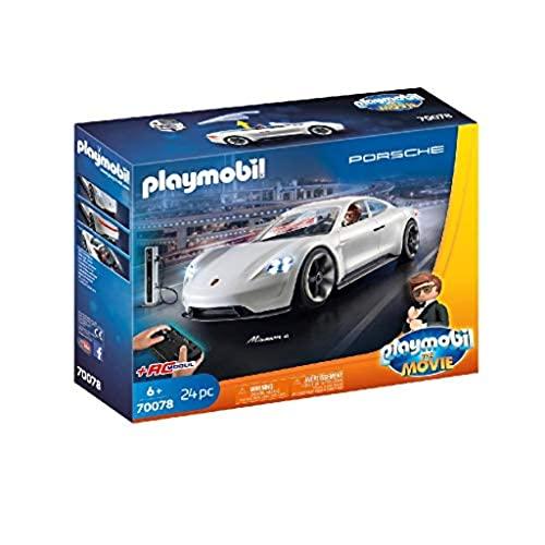 無料ラッピングでプレゼントや贈り物にも 逆輸入並行輸入送料込 プレイモービル ブロック 組み立て 知育玩具 ドイツ 送料無料 PLAYMOBIL The Eプレイモービル Mission 買物 Dasher's Movie Rex 直営限定アウトレット Porsche