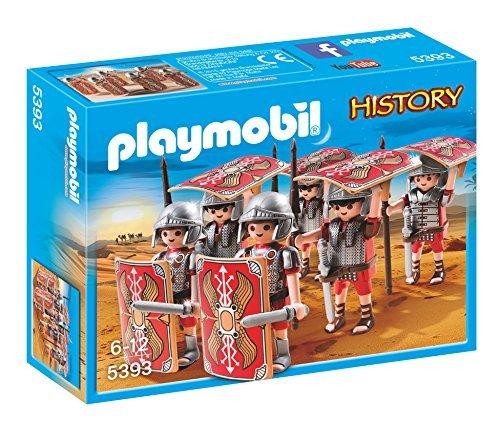 推奨 無料ラッピングでプレゼントや贈り物にも 逆輸入並行輸入送料込 プレイモービル ブロック 組み立て 知育玩具 送料無料 注目ブランド Roman 5393 ドイツ Playmobil Troopプレイモービル