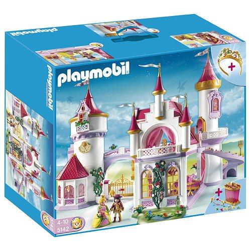無料ラッピングでプレゼントや贈り物にも 新商品!新型 逆輸入並行輸入送料込 プレイモービル ブロック 組み立て 知育玩具 Fantasy PLAYMOBIL ドイツ 送料無料 売却 Princess Castleプレイモービル