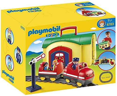 卸売り 無料ラッピングでプレゼントや贈り物にも 逆輸入並行輸入送料込 プレイモービル ブロック 組み立て 税込 知育玩具 ドイツ Along Playmobil Trainプレイモービル 送料無料 My Take