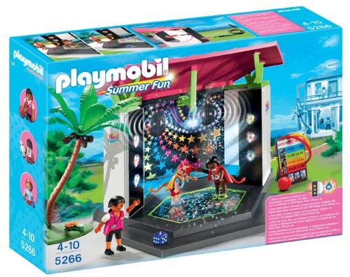 無料ラッピングでプレゼントや贈り物にも 逆輸入並行輸入送料込 プレイモービル ブロック 組み立て 高級 知育玩具 お金を節約 ドイツ Club Playmobil with 送料無料 Children's Discoプレイモービル