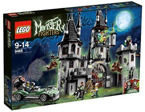 無料ラッピングでプレゼントや贈り物にも 逆輸入並行輸入送料込 レゴ 送料無料 LEGO Monster Set Vampyre 宅配便送料無料 Fighters Castle 2020A/W新作送料無料 9468レゴ