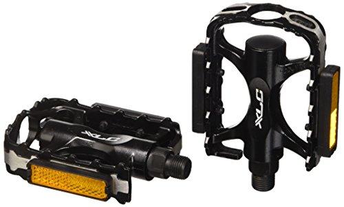ペダル パーツ 自転車 コンポーネント サイクリング 25018110 【送料無料】XLC Alum MTB Pedals, 9/16