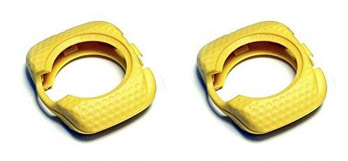 ペダル パーツ 自転車 コンポーネント サイクリング 14185 SpeedPlay Walkable Cleats Replacement Covers for Zero AERO (Yellow)ペダル パーツ 自転車 コンポーネント サイクリング 14185
