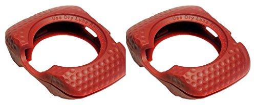 ペダル パーツ 自転車 コンポーネント サイクリング 14195 SpeedPlay Walkable Cleats REPLACEMENT Covers for ZERO AERO (Red)ペダル パーツ 自転車 コンポーネント サイクリング 14195