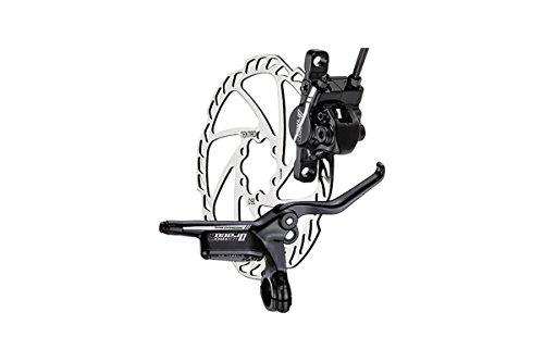 ブレーキ パーツ 自転車 コンポーネント サイクリング x Tektro Draco Hydralic Mountain Bike Disc Brake Front 160mm Blackブレーキ パーツ 自転車 コンポーネント サイクリング x