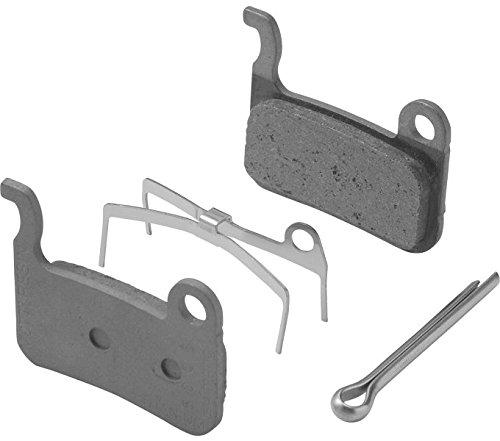 ブレーキ パーツ 自転車 コンポーネント サイクリング Y8E598020_silber 【送料無料】(D02S) Sinerted Metal Pad & Spring for BRM640/810/820ブレーキ パーツ 自転車 コンポーネント サイクリング Y8E598020_silber