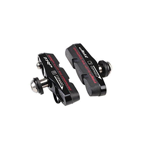 ブレーキ パーツ 自転車 コンポーネント サイクリング PDIR1000 TRP Inplace CNC Machined Road Pad, 4-Set, Blackブレーキ パーツ 自転車 コンポーネント サイクリング PDIR1000