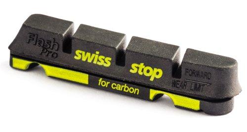ブレーキ パーツ 自転車 コンポーネント サイクリング Flash Pads Swisstop FlashPro (Shim/SRAM Road) Brake Pads - Set of 4ブレーキ パーツ 自転車 コンポーネント サイクリング Flash Pads