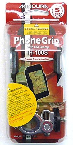 ハンドル パーツ 自転車 コンポーネント サイクリング 34080 Minoura Handlebar Phone Grip (22-29mm)ハンドル パーツ 自転車 コンポーネント サイクリング 34080