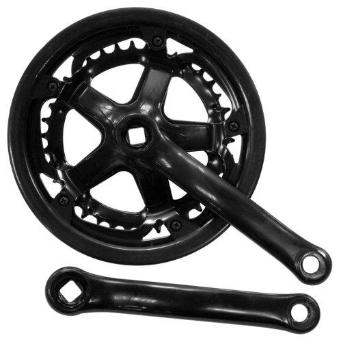 クランク パーツ 自転車 コンポーネント サイクリング CW51 ETC Chain Set 40/48 Chain - Black, 170 mm byクランク パーツ 自転車 コンポーネント サイクリング CW51