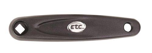 クランク パーツ 自転車 コンポーネント サイクリング ECW010LH ETC L-H Crank To Suit Ecw010 - Black, 170 mm byクランク パーツ 自転車 コンポーネント サイクリング ECW010LH