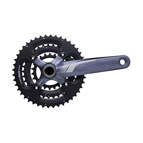 クランク パーツ 自転車 コンポーネント サイクリング 00.6118.227.001 SRAM X.7 GXP Crankset (175mm, 44/33/22T)クランク パーツ 自転車 コンポーネント サイクリング 00.6118.227.001