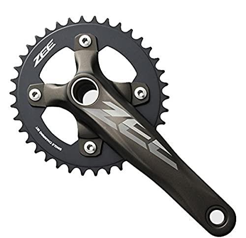 クランク パーツ 自転車 コンポーネント サイクリング FC-M640 SHIMANO FC-M640 68/73 mm (Crank length: 175 mm) Chainset MTBクランク パーツ 自転車 コンポーネント サイクリング FC-M640