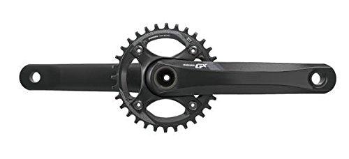 クランク パーツ 自転車 コンポーネント サイクリング 00.6118.345.006 SRAM GX 1400 GXP B148 Black X-SYNC 32T Crankset, 170mmクランク パーツ 自転車 コンポーネント サイクリング 00.6118.345.006