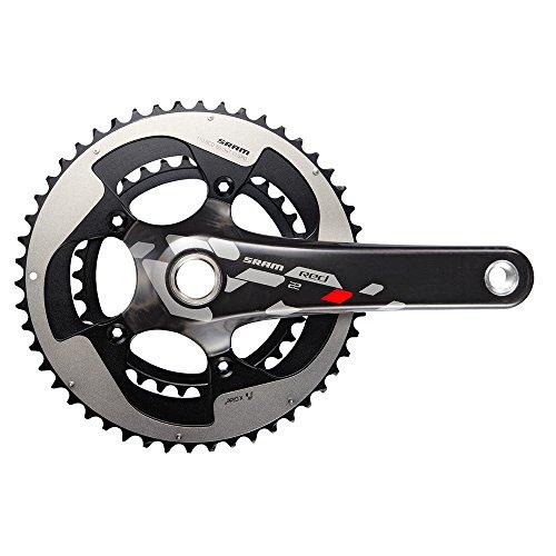 クランク パーツ 自転車 コンポーネント サイクリング 00.6118.106.004 SRAM Red22 GXP Crankset, 175mm/53-39Tクランク パーツ 自転車 コンポーネント サイクリング 00.6118.106.004