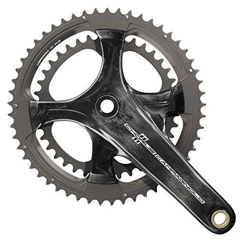 クランク パーツ 自転車 コンポーネント サイクリング 210128 【送料無料】Campagnolo CPY Chorus UT 11S Crankset, Carbon, 170 x 52-36クランク パーツ 自転車 コンポーネント サイクリング 210128
