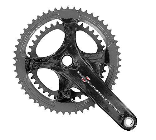 クランク パーツ 自転車 コンポーネント サイクリング 210180 Campagnolo CPY Record UT 11S Crankset, Carbon, 175 x 50-34クランク パーツ 自転車 コンポーネント サイクリング 210180