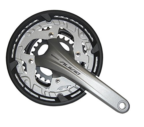 クランク パーツ 自転車 コンポーネント サイクリング EFCT4060EX422CS Shimano Guarnitura 9 Velocit?? Arg Fc T4060 44/32/22D 175Mmクランク パーツ 自転車 コンポーネント サイクリング EFCT4060EX422CS