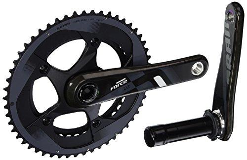 クランク パーツ 自転車 コンポーネント サイクリング 00.6118.108.011 SRAM GXP YAW 46/36T Force 22 Crankset, 172.5 mmクランク パーツ 自転車 コンポーネント サイクリング 00.6118.108.011