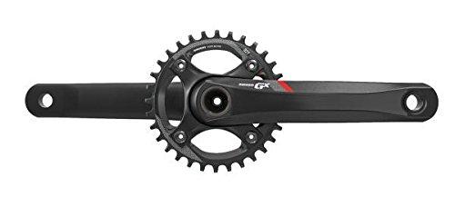 クランク パーツ 自転車 コンポーネント サイクリング 00.6118.347.003 SRAM GX 1400 BB30 Red X-SYNC 32T Crankset, 175mmクランク パーツ 自転車 コンポーネント サイクリング 00.6118.347.003