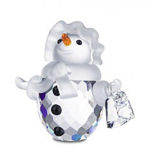 無料ラッピングでプレゼントや贈り物にも。逆輸入並行輸入送料込 スワロフスキー クリスタル 置物 オーナメント SWAROVSKI 【送料無料】Swarovski Snow Woman 655376スワロフスキー クリスタル 置物 オーナメント SWAROVSKI
