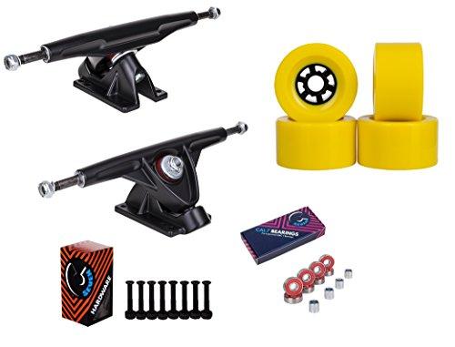 無料ラッピングでプレゼントや贈り物にも。逆輸入並行輸入送料込 トラック スケボー スケートボード 海外モデル 直輸入 【送料無料】Cal 7 Longboard Flywheel 10.75