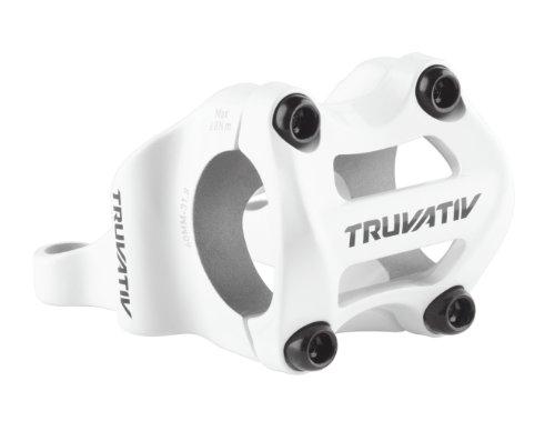 ステム パーツ 自転車 コンポーネント サイクリング 00.6515.077.030 Truvativ 4-Bolt Direct Mount 60mm 0 Rise 31.8 Holzfeller Stem (Snow White)ステム パーツ 自転車 コンポーネント サイクリング 00.6515.077.030