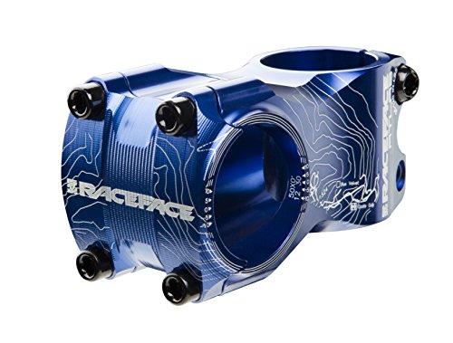 ステム パーツ 自転車 コンポーネント サイクリング ST12A31.850X0BLU RaceFace Atlas Mountain Bike Stem with 50x31.8mm Clamp, Blue, 1 1/8-Inchステム パーツ 自転車 コンポーネント サイクリング ST12A31.850X0BLU