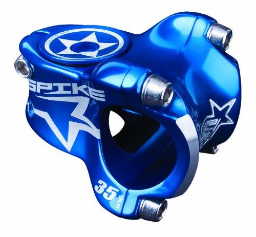 ステム パーツ 自転車 コンポーネント サイクリング SP-STM-0038-blue-35 Spank Spike Race blue (Length: 35 mm) downhill stemステム パーツ 自転車 コンポーネント サイクリング SP-STM-0038-blue-35