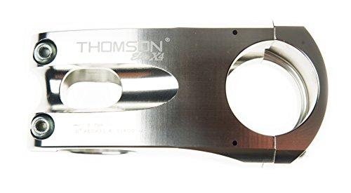 ステム パーツ 自転車 コンポーネント サイクリング 137180 Thomson X4 31.8 Bicycle Stem (1-1/8 x 10-Degree x 110mm, Silver)ステム パーツ 自転車 コンポーネント サイクリング 137180