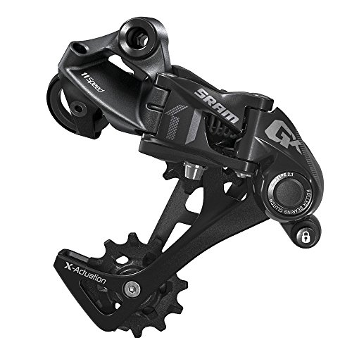 ディレイラーポスト パーツ 自転車 コンポーネント サイクリング 00.7518.081.000 SRAM GX Bicycle Rear Derailleur with 1 x 11 Speed Long Cage, Blackディレイラーポスト パーツ 自転車 コンポーネント サイクリング 00.7518.081.000