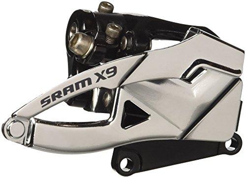 ディレイラーポスト パーツ 自転車 コンポーネント サイクリング 401000064 SRAM X.9 2x10 DM-S1 front derail, top-pull (2ディレイラーポスト パーツ 自転車 コンポーネント サイクリング 401000064