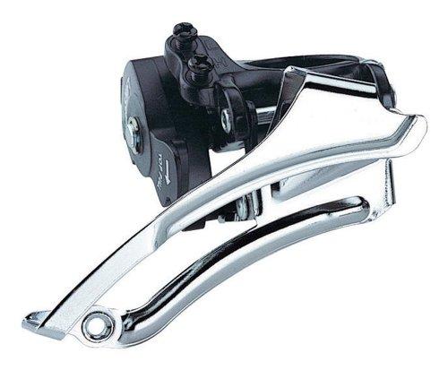 ディレイラーポスト パーツ 自転車 コンポーネント サイクリング GE102 microSHIFT M20 M/Shift 31.8/28.6 Dua/Pull 42/34/24T - Silver byディレイラーポスト パーツ 自転車 コンポーネント サイクリング GE102
