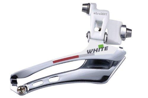 ディレイラーポスト パーツ 自転車 コンポーネント サイクリング Microshift R82 Arsis Double Braze On - Silver by Microshiftディレイラーポスト パーツ 自転車 コンポーネント サイクリング