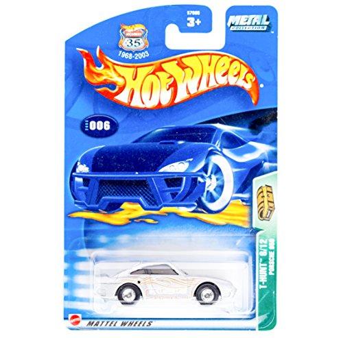 無料ラッピングでプレゼントや贈り物にも 逆輸入並行輸入送料込 ホットウィール マテル ミニカー ホットウイール 公式ショップ 送料無料 Hot Wheels ストア 1:64 2003-006 Porsche Silver 959 Scaleホットウィール T-Hunt