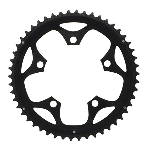 チェーンリング ギア パーツ 自転車 コンポーネント Shimano Spares FC-3550 chainring 50T-F, blackチェーンリング ギア パーツ 自転車 コンポーネント