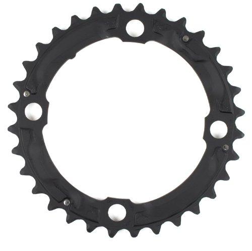 チェーンリング ギア パーツ 自転車 コンポーネント 132764 【送料無料】Shimano M800/760/600 9sp chainring, 104PCD x 32t - blkチェーンリング ギア パーツ 自転車 コンポーネント 132764