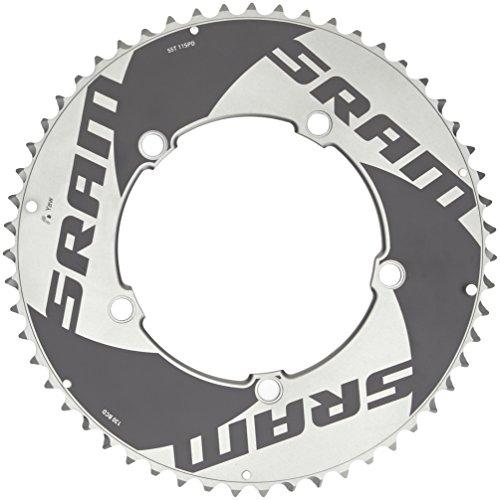 チェーンリング ギア パーツ 自転車 コンポーネント 11.6218.009.006 SRAM Tt 55T 11S 130 Bcd 2C Ring Road, Blackチェーンリング ギア パーツ 自転車 コンポーネント 11.6218.009.006