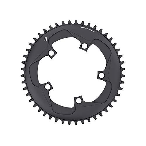 チェーンリング ギア パーツ 自転車 コンポーネント 11.6218.019.001 SRAM 11 Speed 50T 110 BCD X-Sync Bicycle Chain Ring, Blackチェーンリング ギア パーツ 自転車 コンポーネント 11.6218.019.001
