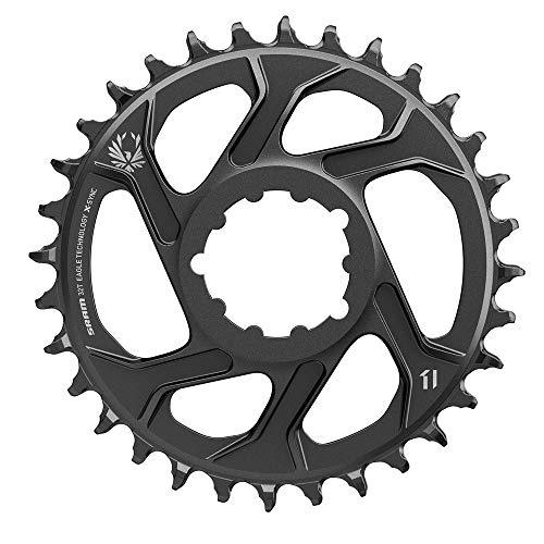 チェーンリング ギア パーツ 自転車 コンポーネント 11.6218.018.000 SRAM X-Sync 11-Speed 30T Direct Mount 6-Inch Offset Aluminum Ringチェーンリング ギア パーツ 自転車 コンポーネント 11.6218.018.000